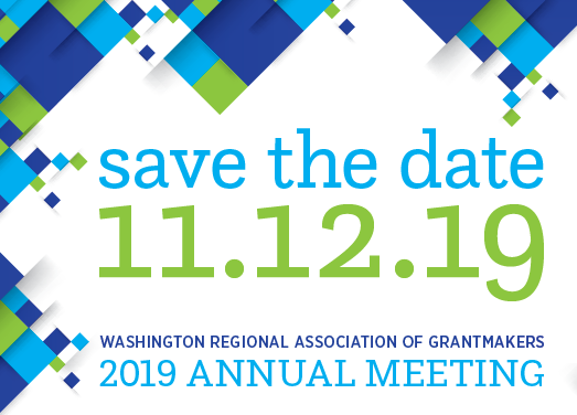 SAVE THE DATE: WRAG's 2019 Annual Meeting | Washington Regional